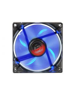 Ventilator BlueStar 120 LED blauw PWM