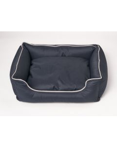 Dog-cat basket Bastiaan - Dark Grey - Size S