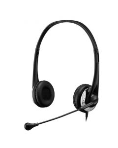 Stereo USB Multimedia Headphone/Headset with Microphone